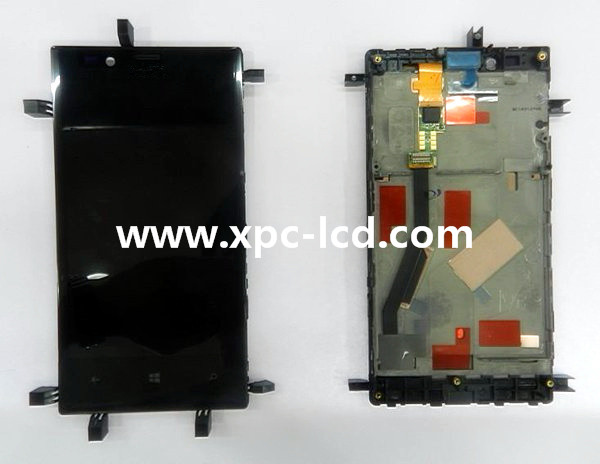 For Nokia Lumia 720 LCD touch screen Black