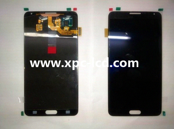 For Samsung Note 3 LCD N9000 touch screen Black