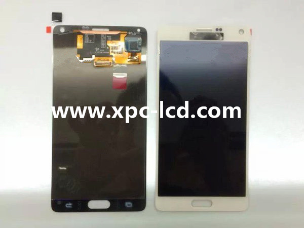 For Samsung Note 4 N9100 LCD touch screen White