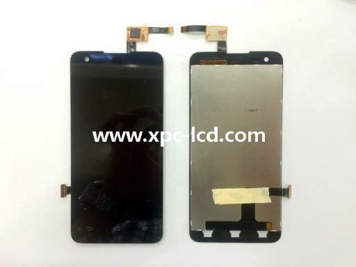 For ZTE V975 LCD touch screen Black