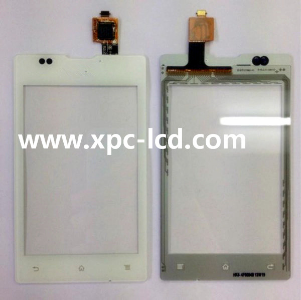 For Sony c1505 c1605 mobile phone touch screen White