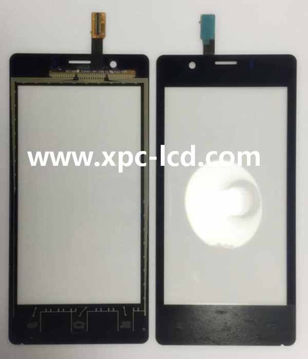 For Gionee GN150 mobile phone touch screen Black
