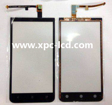 For HTC One XC X720D mobile phone touch screen Black