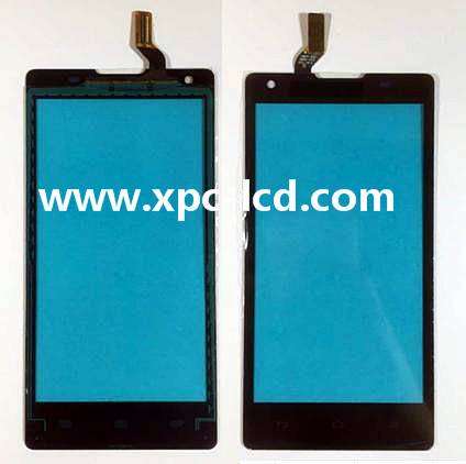 For Huawei Ascend G700-U10 mobile phone touch screen Black