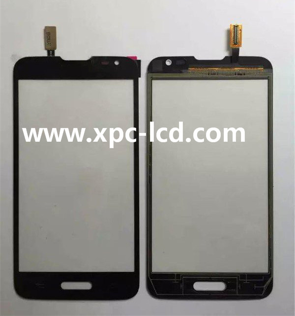 For LG L70 mobile phone touch screen Black (Single card version)
