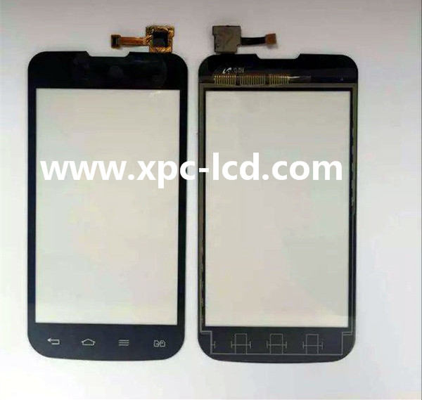 For LG Optimus L5 II E455 mobile phone touch screen Black (Dual card version)