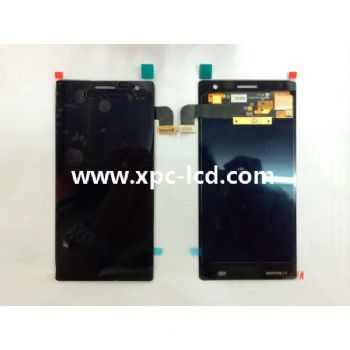 For Nokia Lumia 730 LCD touch screen Black
