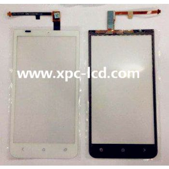For HTC One XC X720D mobile phone touch screen White