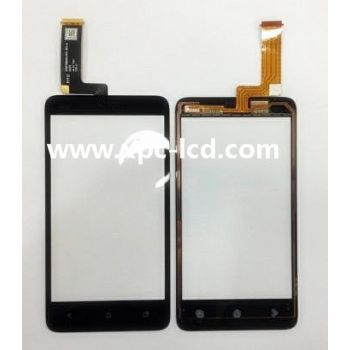 For HTC T528D  One SC  mobile phone touch screen Black