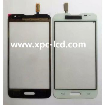 For LG L70 mobile phone touch screen White (Single card version)