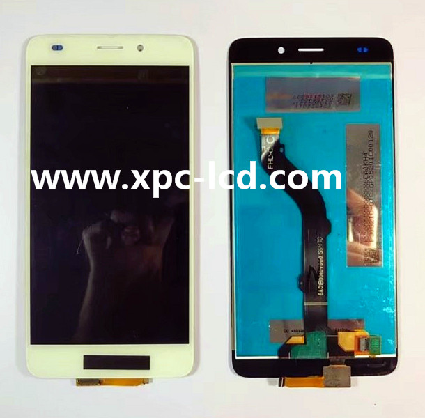 For New LCD Huawei Honor 7 Lite, Honor 5C touch screen White