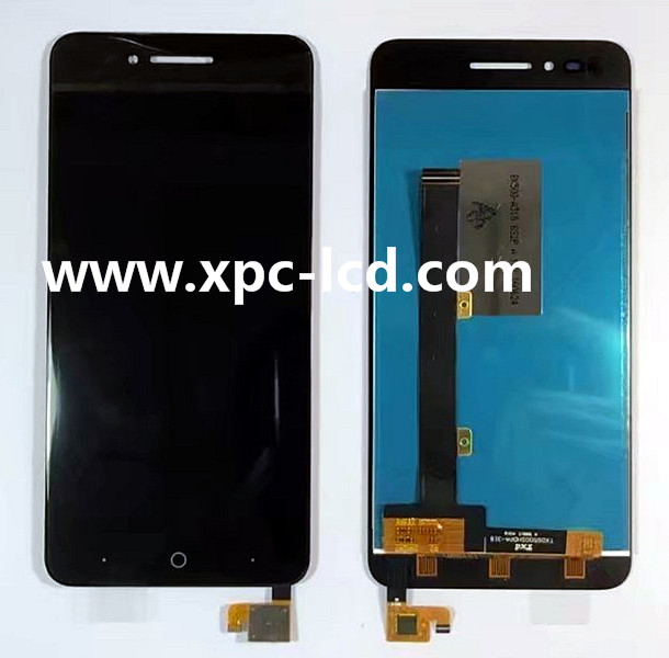 For Wholesale price ZTE Blade A610 LCD digitizer Black