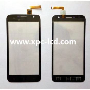 For High copy Itel 1501 touch digitizer Black