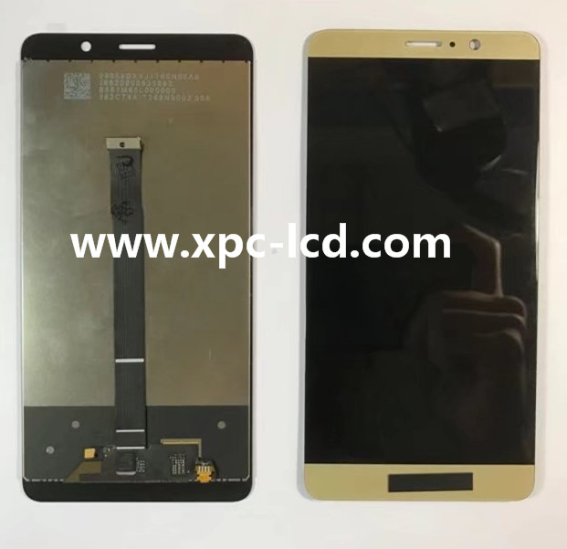 Copy A Huawei Mate 9 LCD complete Gold