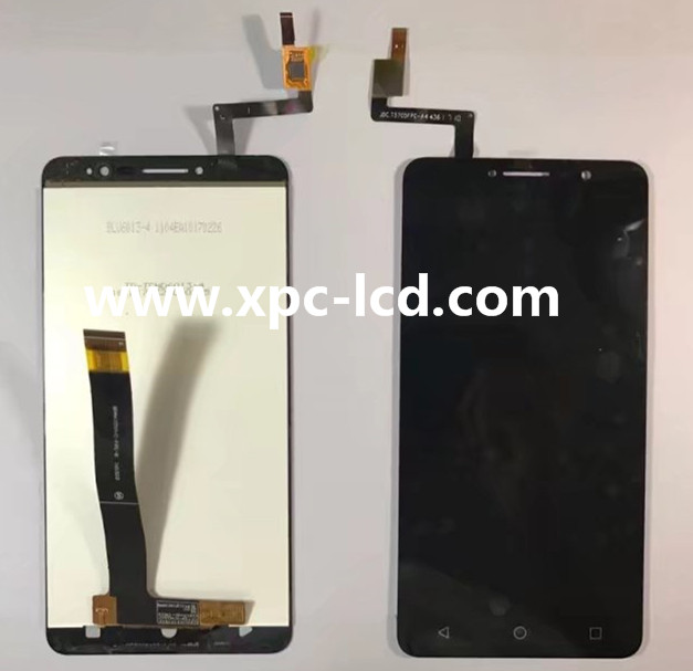Factory Original Alcatel A3 XL LCD with touch digitizer Black