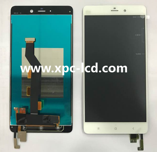 Factory price Xiaomi Note LCD and touch White