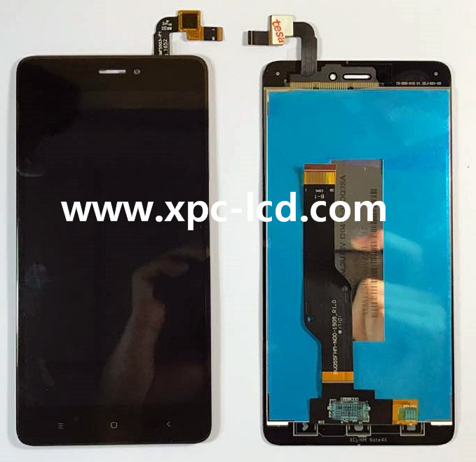 Original Xiaomi Redmi Note 4X LCD with touch screen Black