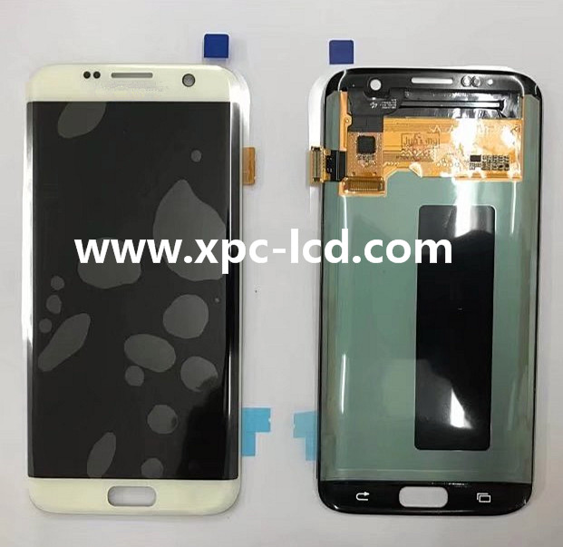 Original Samsung Galaxy S7 edge G935 LED complete White