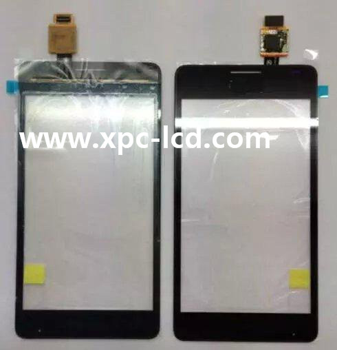 For Sony Xperia E1 mobile phone touch screen Black