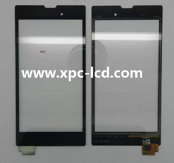 For Sony Xperia T3 M50W mobile phone touch screen Black