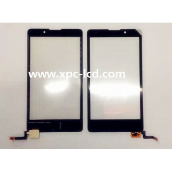 For Nokia XL mobile phone touch screen Black
