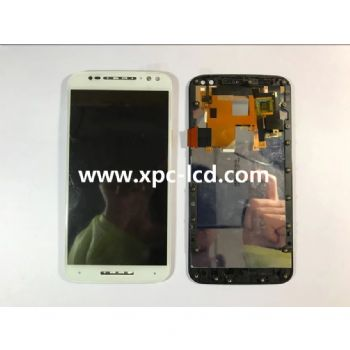 For Motorola Moto X style XT1575 XT1572 LCD touch screen White