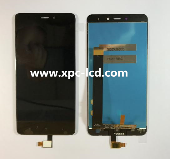 For Xiaomi Redmi Note 4 LCD touch screen Black