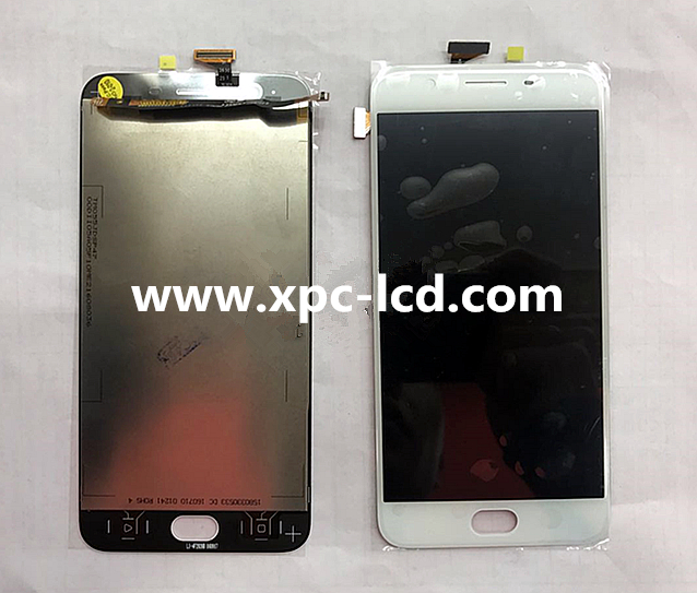 For OPPO A59 A59M A59S LCD touch screen White
