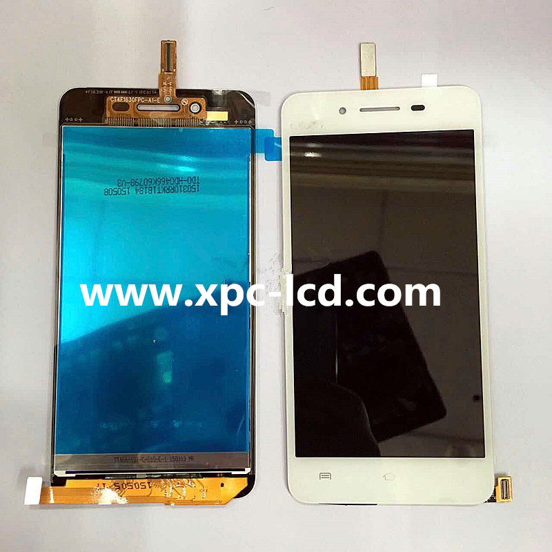 For VIVO Y27 LCD touch screen White