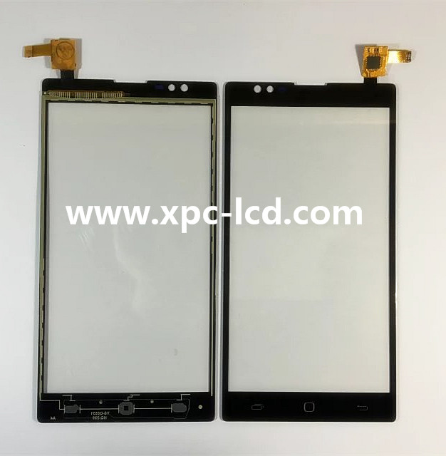 For TECNO C8 mobile phone touch screen Black