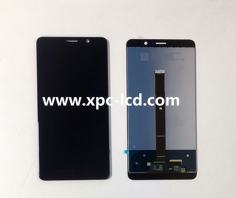 For Huawei Mate 9 LCD touch screen Black