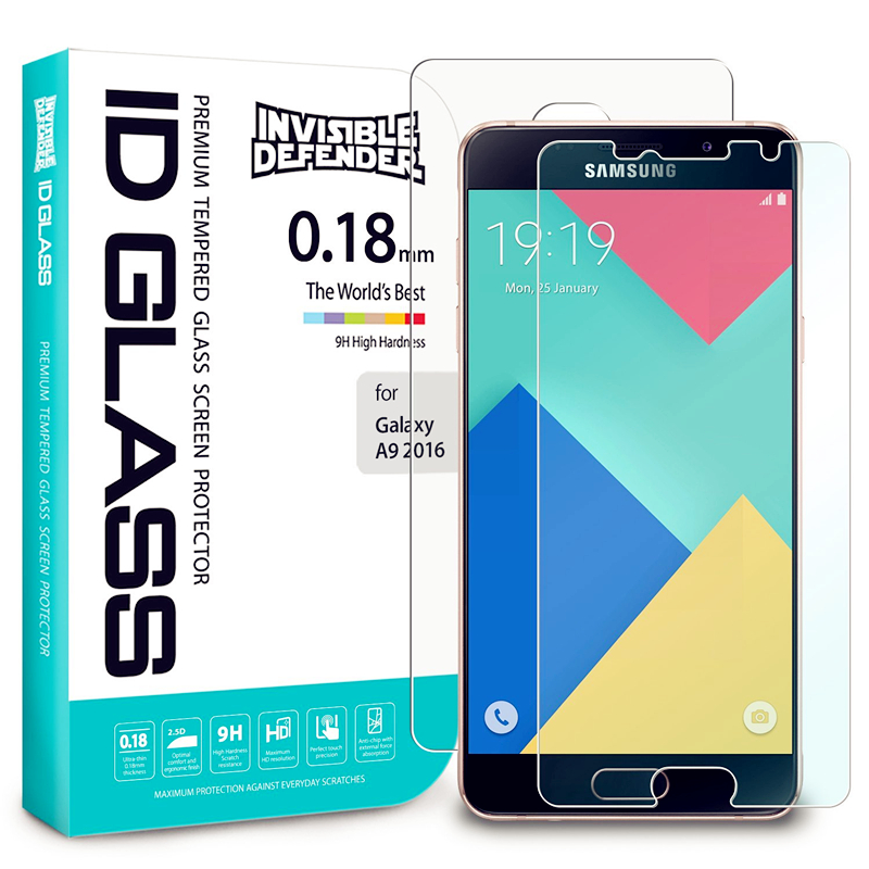 Tempered glass for Samsung A9 A9000