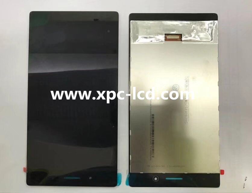 For Lenovo Tab3 -730X LCD touchscreen Black