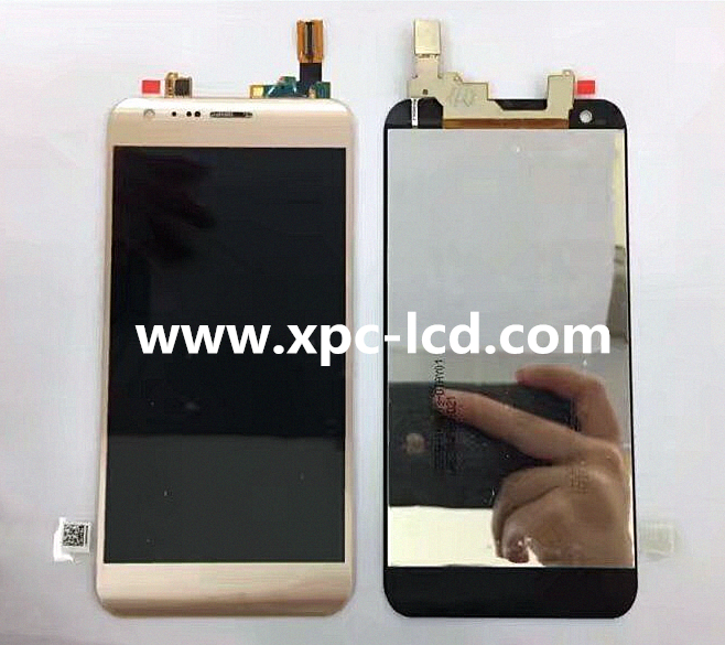 For LG X Cam K580 LCD touchscreen Gold