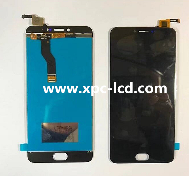 For Meizu M3 Note LCD touchscreen Black