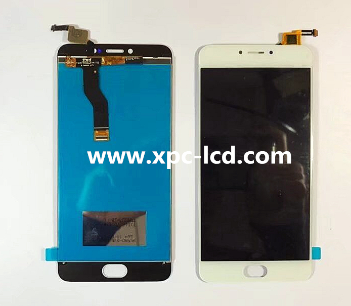 For Meizu M3 Note LCD touch screen White