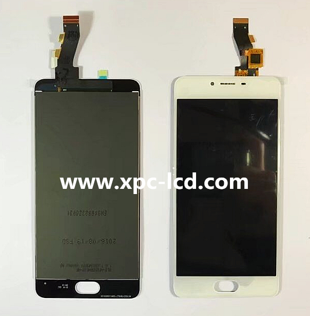 For Meizu M3S LCD touchscreen White