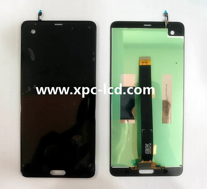 For HTC U Ultra LCD touch Assembly Black