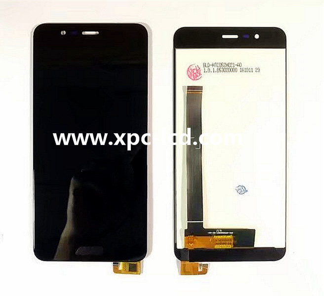 For Asus ZenFone 3 Max ZC520TL LCD with touch Black