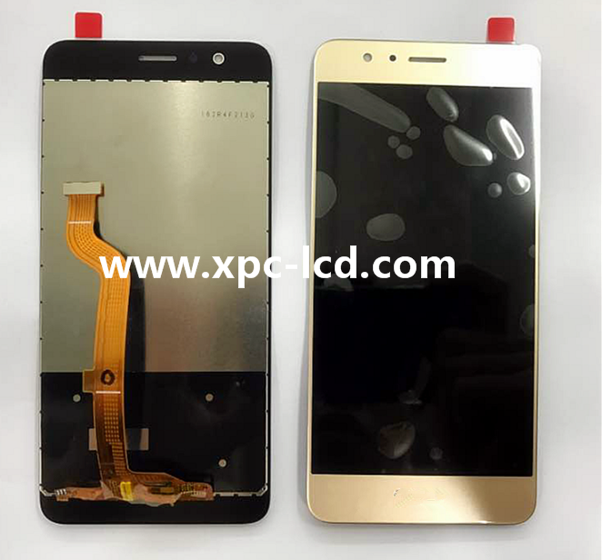 For Huawei Honor 8 LCD with touch screen Gold