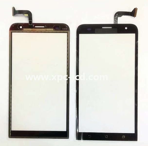 For Asus ZenFone 2 Laser mobile phone digitizer glass Black