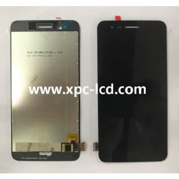 Wholesale LG K4 2017 lcd display with touch Black