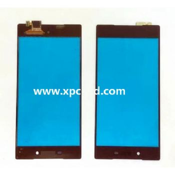 For Sony Xperia Z5 Premium mobile phone digitizer Black