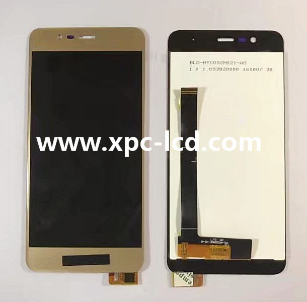 For Asus Zenfone 3 Max ZC520TL LCD + Digitizer Screen Gold