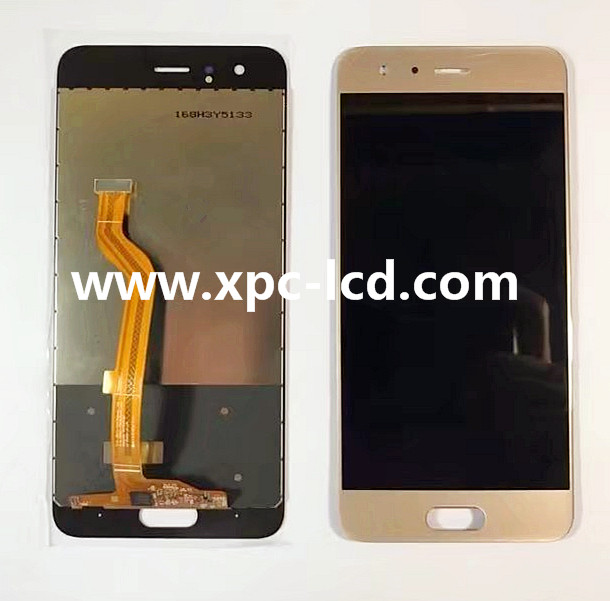 For Best quality Huawei Honor 9 LCD + Digitizer Gold
