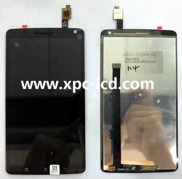 For Cell phone Lenovo S890 LCD Pantalla con tactil Black