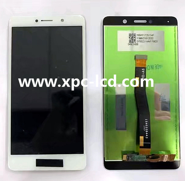 For Huawei Honor 6x Original LCD + digitizer screen White
