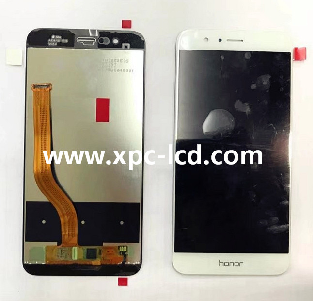 Original new Mobile parts Huawei Honor V9 LCD with touch White
