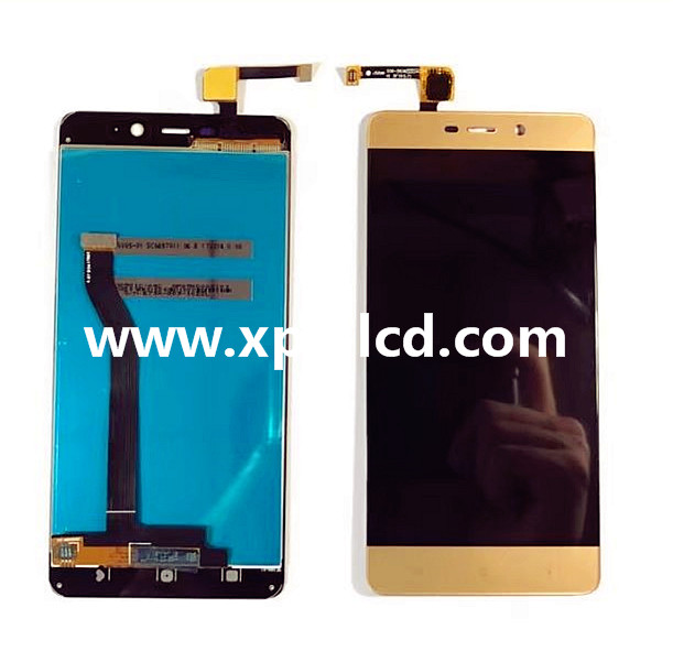New Display Xiaomi Redmi Note 4 pro LCD touch screen Gold