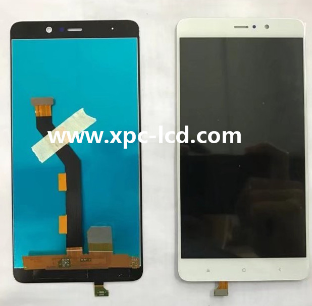 Best price Xiaomi MI5S Plus LCD and digitizer White